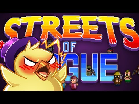 ♥ Streets Of Rogue - First Impressions - Fun Rogue Like Game w/ Coop