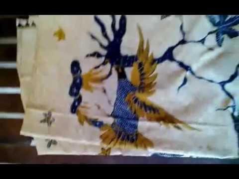 Jual .. Kain batik tulis solo Rp 50 juta koleksi kuno 60 tahun bagian 17