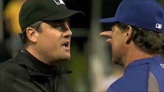 MLB 2011 May Ejections