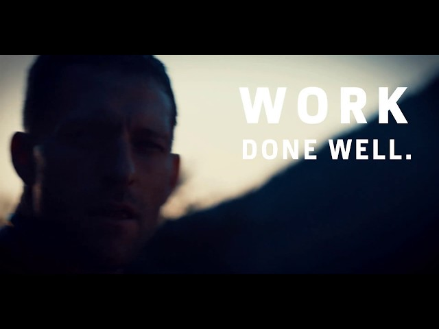 John Deere | Work Done Well Brand Spot