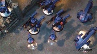 Warhammer 40k Battle Report 8 Tau vs Dark Eldar 1500pts