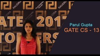 Parul Gupta (AIR 13)