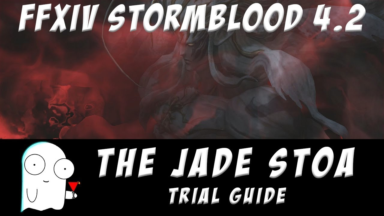 Byakko Normal Guide (The Jade Stoa) FFXIV Stormblood