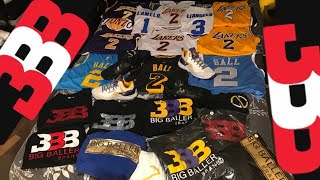 MY ENTIRE BIG BALLER BRAND COLLECTION