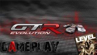 GTR Evolution [LEVEL] Gameplay (PC/HD)