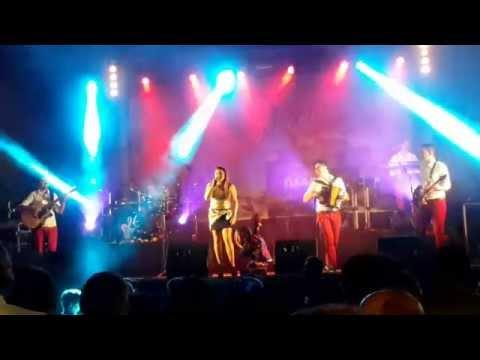 Desgarrada de Naty e Jorge Loureiro em Valongo de Milhais- Murça (18/07/2015)