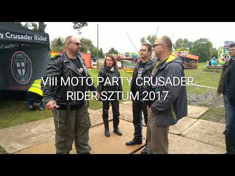 VIII Moto Party Crusader Rider Sztum 2017r