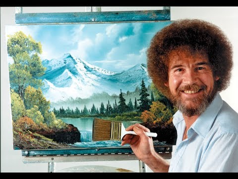 Hab Loves Happy Accidents (Bob Ross Special!)
