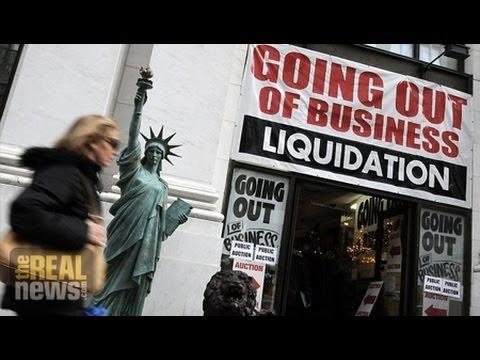 Is the U.S. Headed toward Another Recession? - TRNN Webathon Panel
