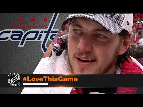 T.J. Oshie gives emotional interview after Stanley Cup win