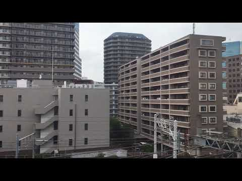 Drive in Tokyo, Minato-ku, Shinkansen
