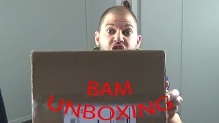 BAM! Box Unboxing October 2018