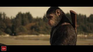 Планета обезьян: Война (2017) русский трейлер