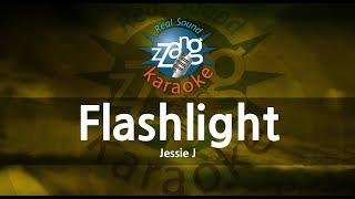 Jessie J-Flashlight (Melody) (Karaoke Version) [ZZang KARAOKE]