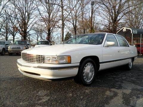 Short Takes 1996 Cadillac Deville Start Up Engine Tour