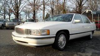 Short Takes: 1996 Cadillac Deville (Start Up, Engine, Tour)