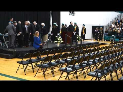 2016 Woodstock North High School Graduation