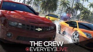 The Crew Gameplay ITA HD - Game Night - Beta PC