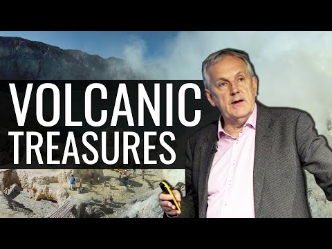 Mining Volcanoes: Diamonds, Copper And Hot Water