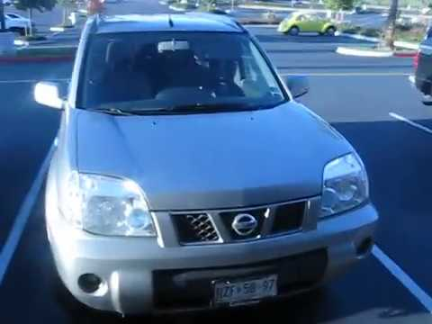 Nissan X Trail Spotted In California U S A