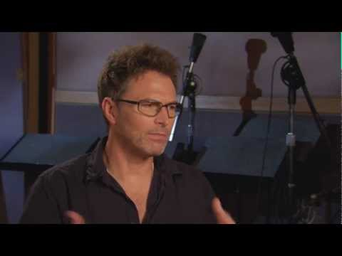 Tim Daly, voice of Superman, talks 'Justice League: Doom' - Clip 1