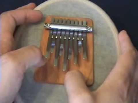 Sansula (Kalimba) Improvisation
