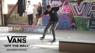 Canada Demo: Vans Skate Team Toronto | Skate | VANS