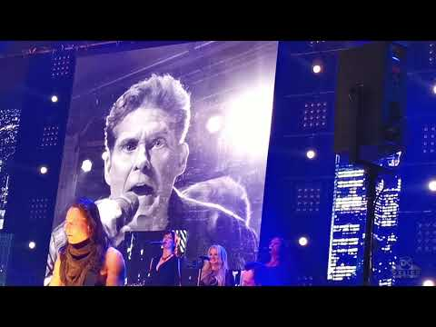 """David Hasselhoff: """"Freedom! The Journey Continues Tour 2019"""", 02.10.2019, Swiss Life Hall, Hannover"""