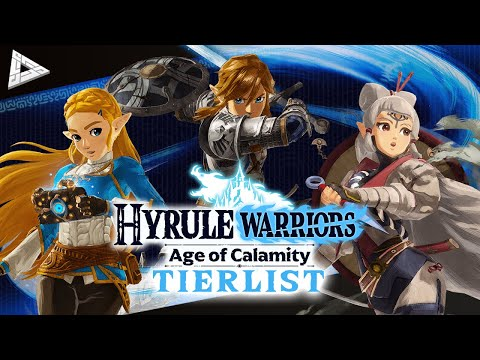 A Hyrule Warriors Age Of Calamity Tier List Youtube