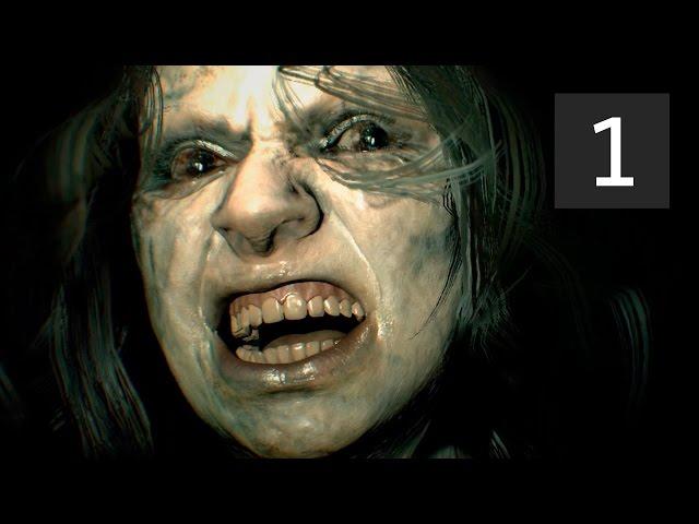 Resident Evil 7: Biohazard (видео)