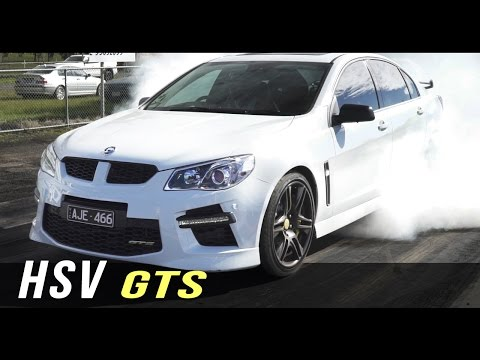 Quick HSV GTS | LSA Supercharged - YouTube