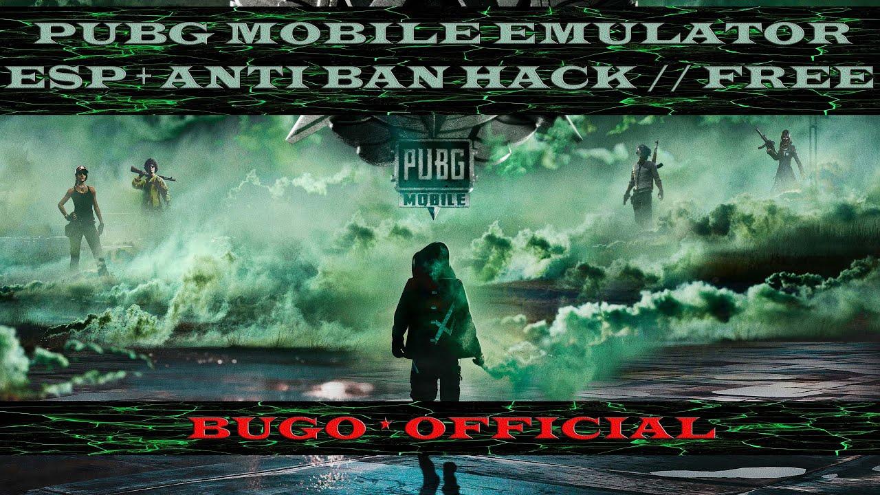 Pubg Mobile Emulatör Hile * Esp + AntiBan Free * Tencent Pubg Mobile Hack