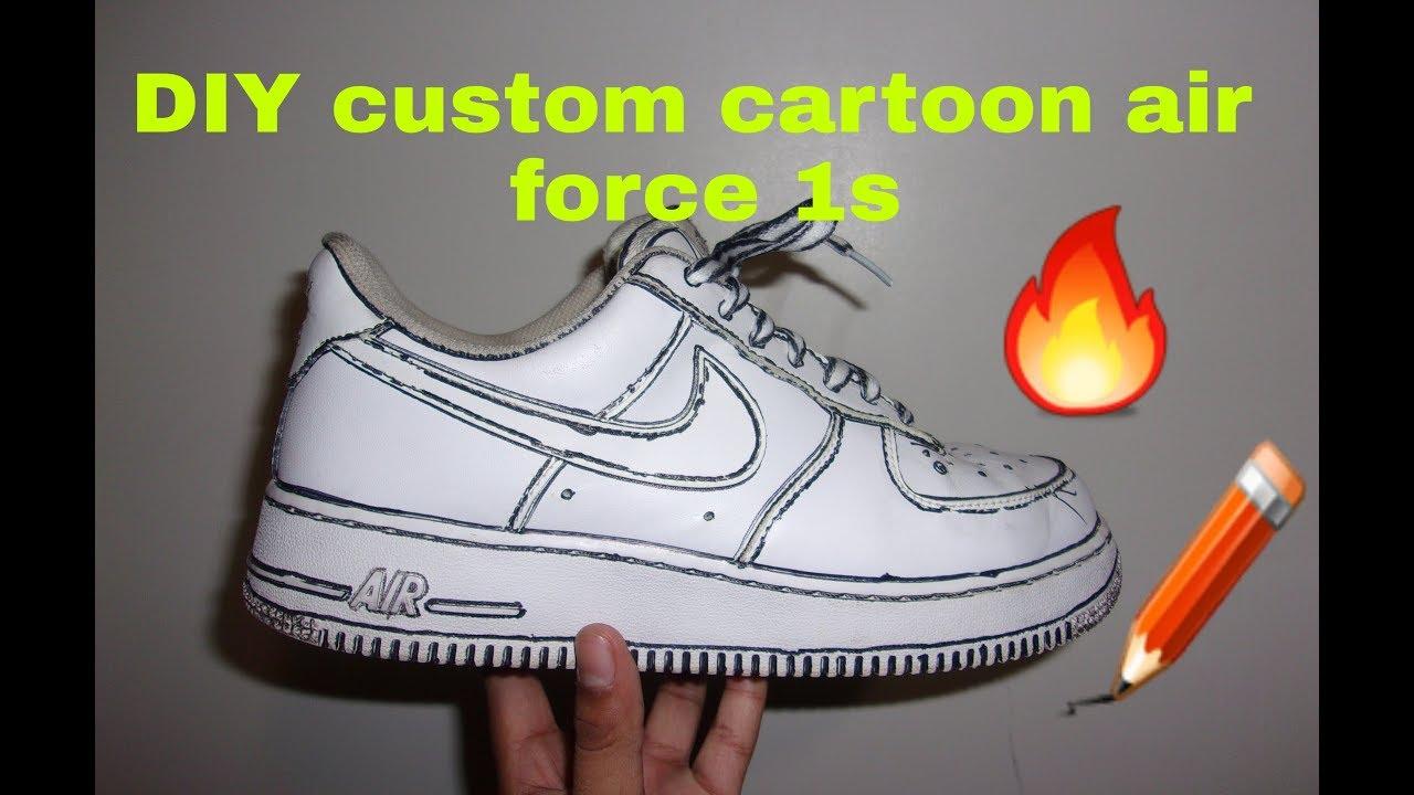 vides custom cartoon 1sYouTube joshua DIY force air xsdtQChr