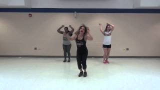 My Humps by Black Eyed Peas, Choreography by Natalie Haskell for Dance Fitness
