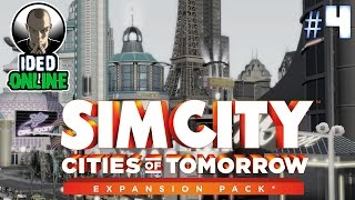 Simcity - Cities of Tomorrow - EP4 - Tourism