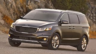 Kia Sedona 2017 Car Review