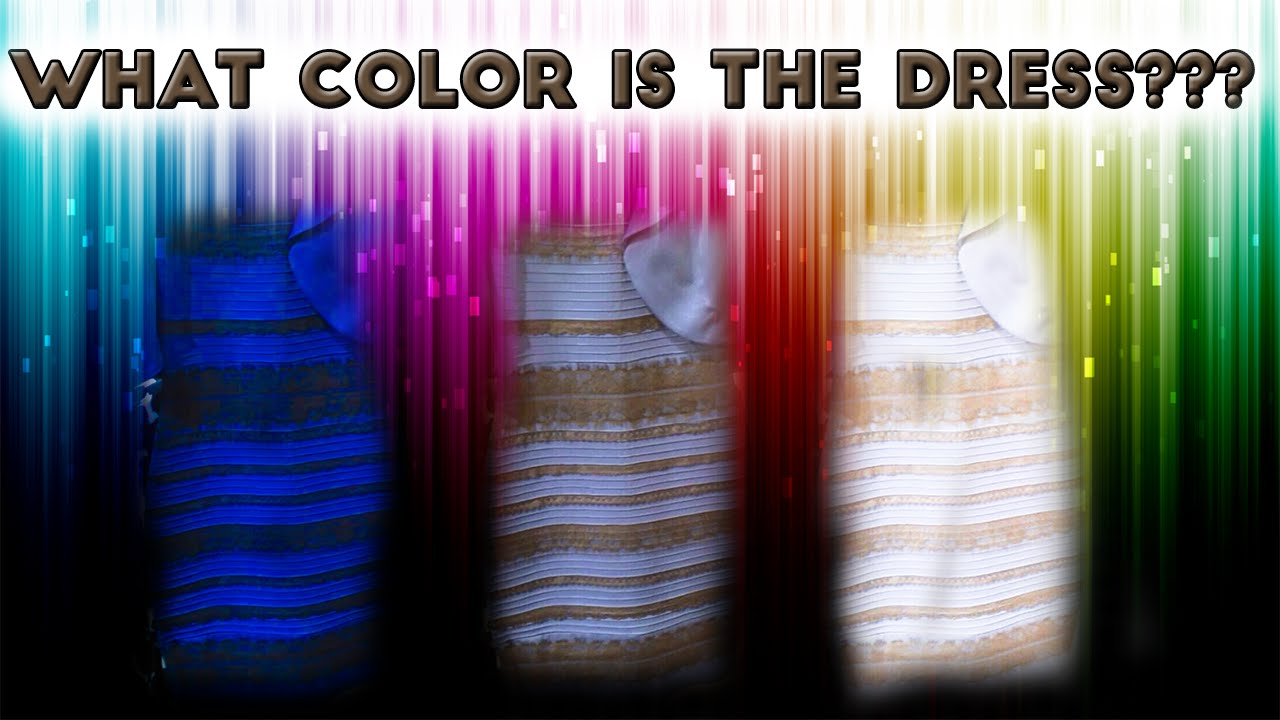 the true color of