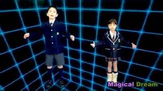 Children's song Magical Dream Music Video Kids song Kids dance子供...