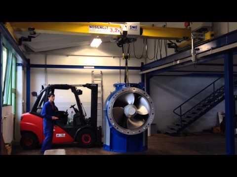 Saxo Kaplan turbine, HYDRO-HIT d.o.o., Slovenia, Europe, www.hydro-hit.si