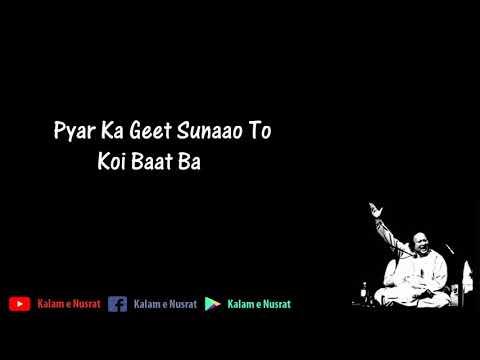yeh-jawani-yeh-raaj- -nusrat-fateh-ali-khan- -whatsapp-status- -kalam-e-nusrat