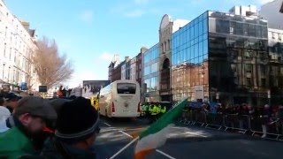 Irish Republic   Easter Rising Parade   27/03/2016   Dublin   1916 - 2016   100th anniversary