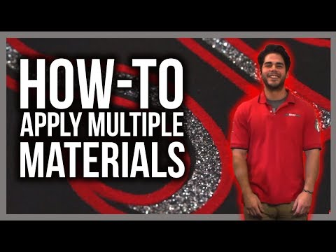 How To Heat Press Multiple Materials on One Shirt