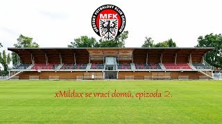 xMildax se vrací domů, díl 2. / MFK Chrudim / Football Manager 2019 beta