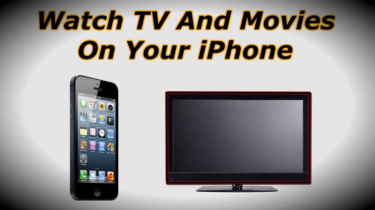 play movies from iphone to tv how to tv and on the iphone how to use the 6383