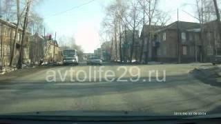 Экзаменационный маршрут ГИБДД г. Архангельска № 5(Часть 3., 2013-04-14T13:14:21.000Z)