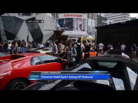 NET Sport - Pameran Mobil Sport Sebelum GP Malaysia Digelar