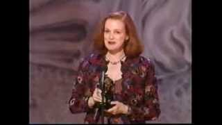 Blair Brown wins 2000 Tony Award for Best Featured Actress in a Play
