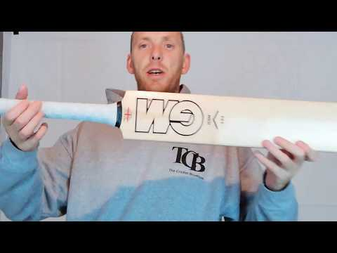 New For 2020! GM Icon Cricket Bat Review