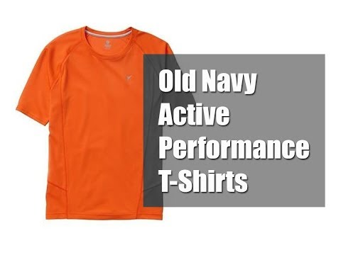 Old Navy Active Performance T-Shirts - Overview