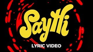 Codeko - Say Hi, ft. Austin Mahone [Lyric Video]